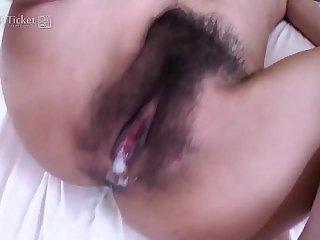 41Ticket - Ass Smacked Asari (Uncensored JAV)
