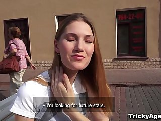 Tricky Agent - Fucked on cam Argentina for the first time