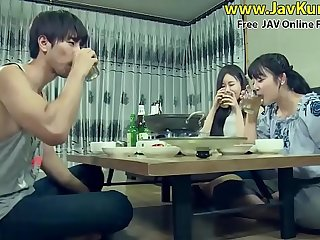 Korean sex two sisters step girls JAV